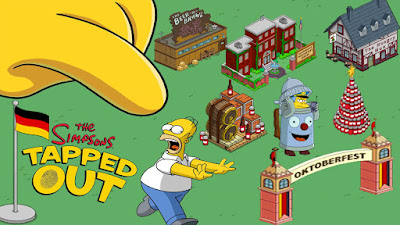 The Simpsons: Tapped Out 4.16.9 Oktoberfest [SUPER MOD]