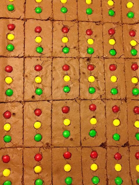 Brownie Stoplights