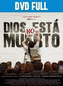 Dios No Esta Muerto DVD Full Español Latino 2014