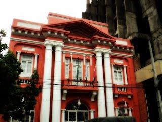 Câmara Municipal, em Uruguaiana