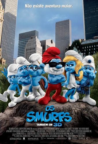Os Smurfs O Filme Online Dublado