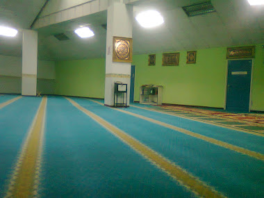 NI SURAU HUKM...TENANG JE