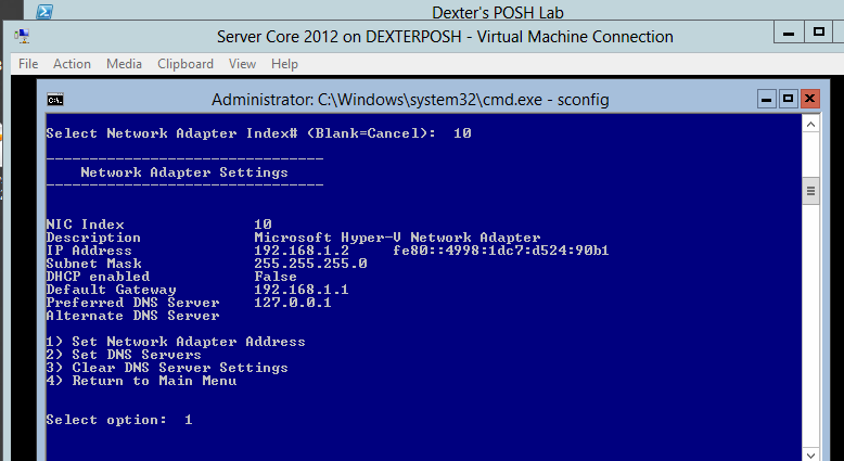 assigning a static ip address How do i assign a static ip address to a computer with windows 8 or windows 81 operating system.