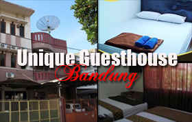 Unique Guest House Bandung