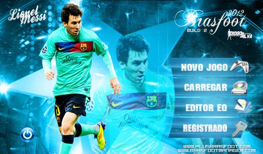 Skin Messi     Brasfoot 2012