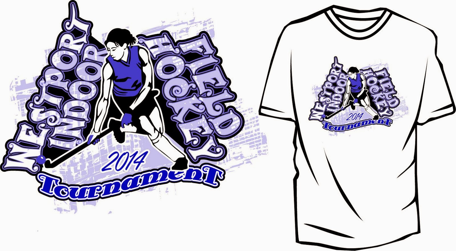 Indoor Field Hockey Apparel Design