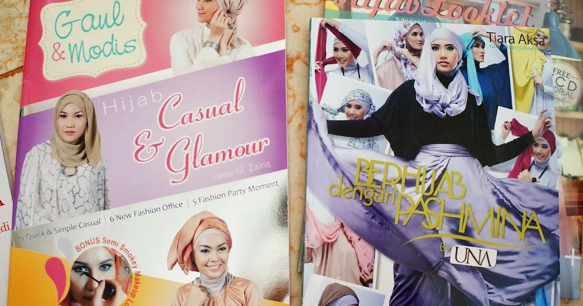Get2i Area: Tutorial Hijab : Cuma Bisa Lihat