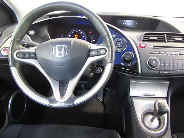 Honda Civic 2007 Interior