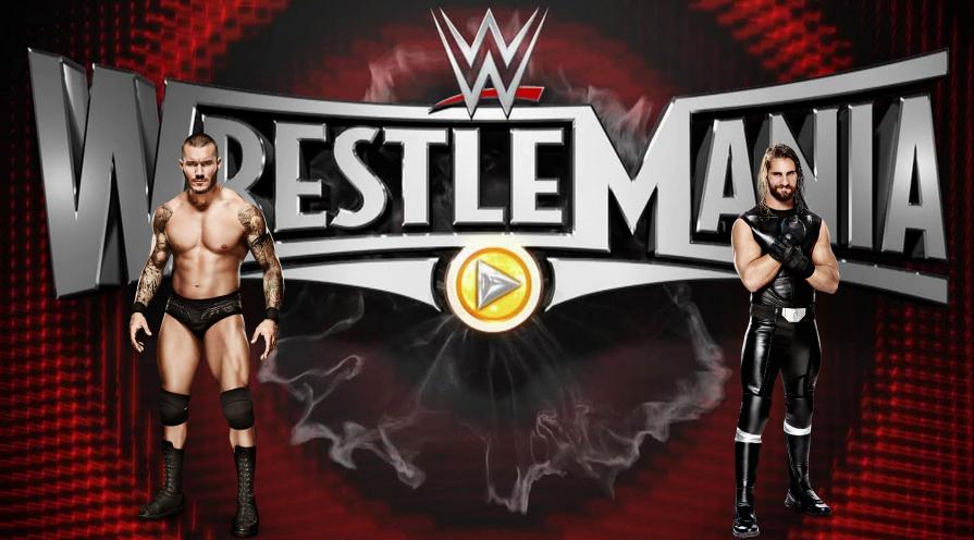 La vibora Randy Orton se enfrenta a Seth Rollins en el evento más grande de la historia de la lucha libre