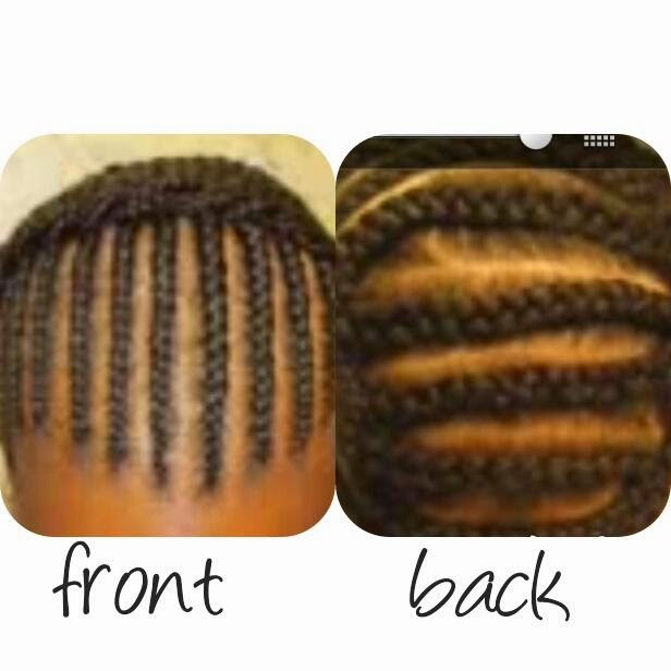 Braid Pattern For Crochet Twists - Braids
