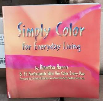 Simply Color For Everyday Living Book