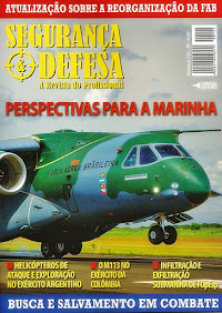 Revista SEGURANÇA & DEFESA.