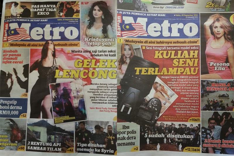 Punca Lelaki Malaysia Bernafsu Kuda Tak Bertempat