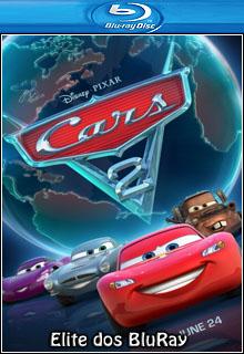 Carros 2 BluRay 720p x264 Dual Áudio