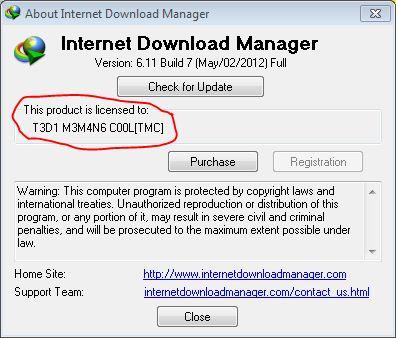IDM 6.11 Build 7 সাইলেন্ট, সম্পূর্ণ Error মুক্ত এবং Pre-Activated Full