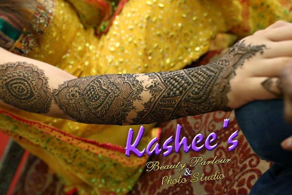 Kashee S Mehndi Makeup : Mehndi designs  for wedding bridal makeup