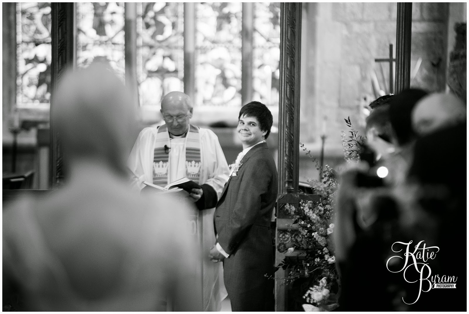 groom waiting, share the honest love, love my dress blog, katie byram photography