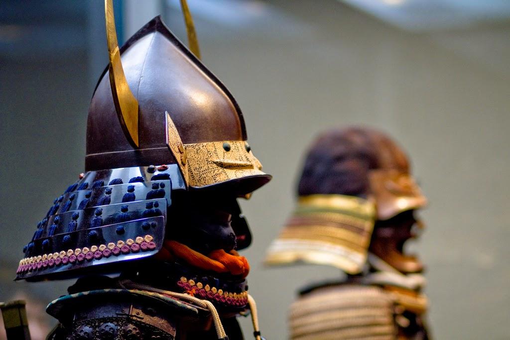 kabuto de samurai