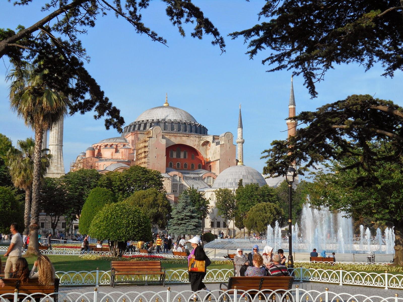 L 39 esprit vagabond istanbul ext rieur jour for Exterieur jour