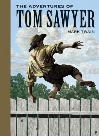 characterization of tom sawyer in mark twains the adventures of tom sawyer The characterization of slaves in mark twain's huckleberry finn it follows the events in the adventures of tom sawyer, also of the same author.