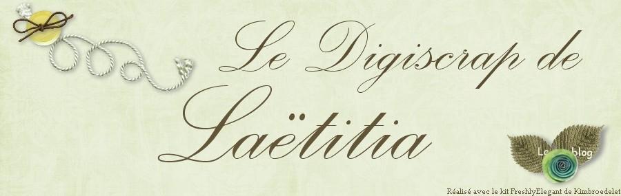 Le digiscrap de Laëtitia
