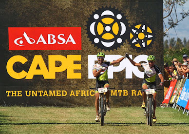 IMPARABLES: CAPE EPIC 2014