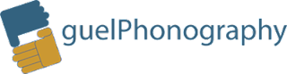 Guelphonography logo