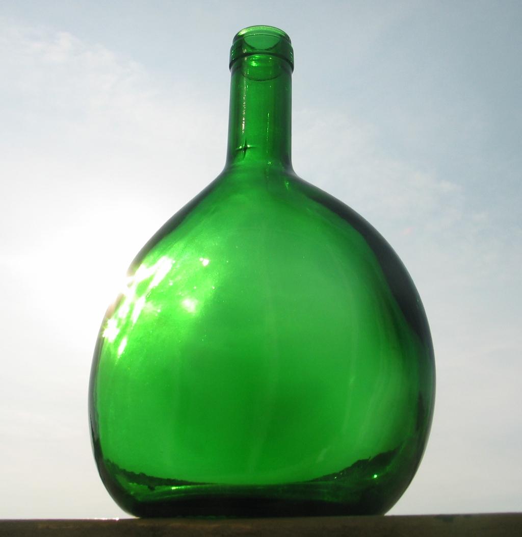 Bulk Vintage Glass Bottles
