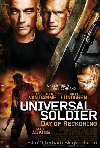 Universal Soldier: Day of Reckoning 2012