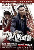 Kung Fu Jungle 一个人的武林 poster malaysia