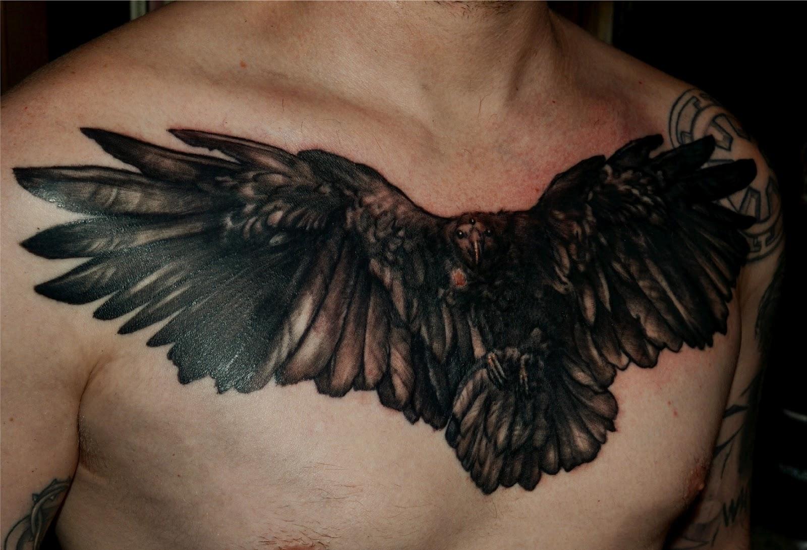 tattoos by scott trerrotola game of thrones raven tattoo. Black Bedroom Furniture Sets. Home Design Ideas