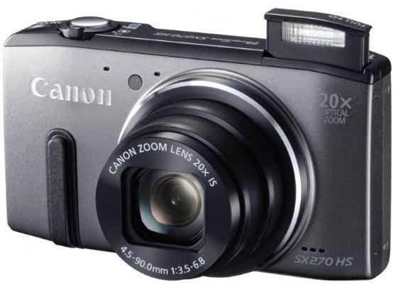Canon Digital Camera PS SX270