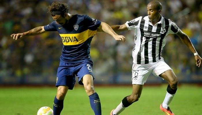Boca vs Wanderers en vivo