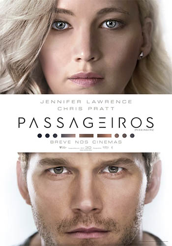 Passageiros 2017 Torrent – BluRay 4K Dual Áudio