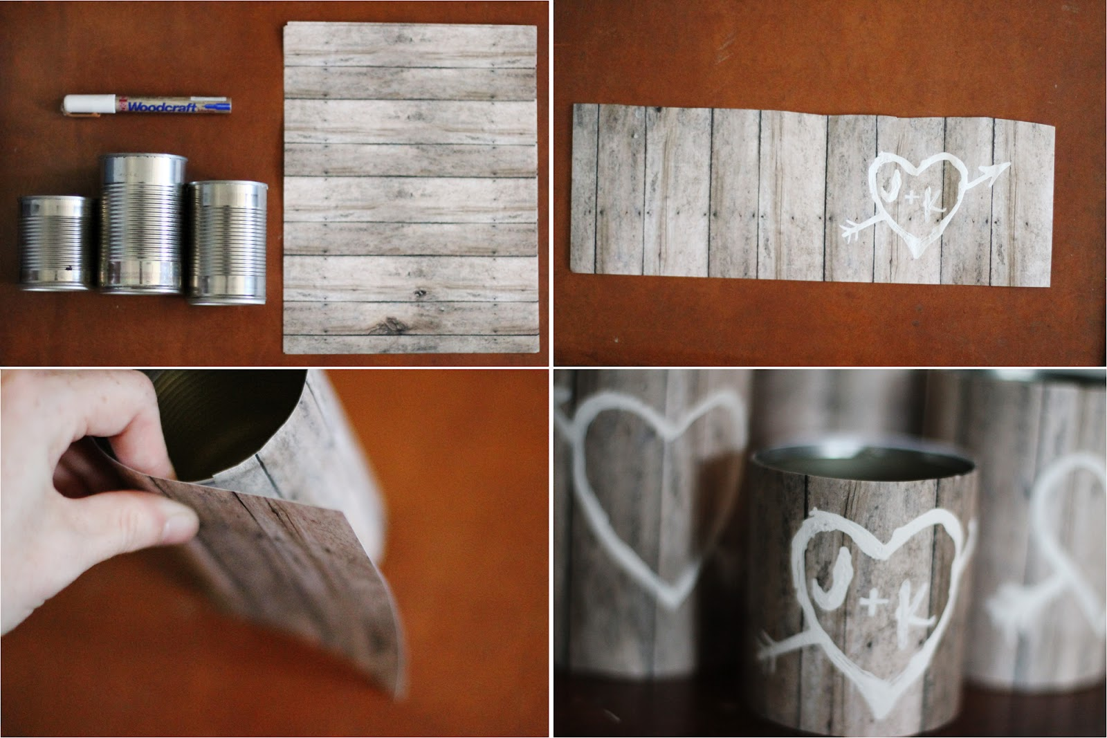 sincerely kinsey wooden vase diy