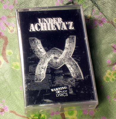 Under Achieva'z – It Seems Kinda Strange EP (Cassette) (1996) (VBR)