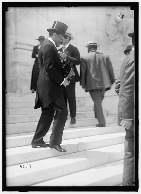 1ST PAN AMERICAN FINANCIAL CONFERENCE, WASHINGTON, D.C., MAY 1915. PAUL M. WARBURG from LOC.gov