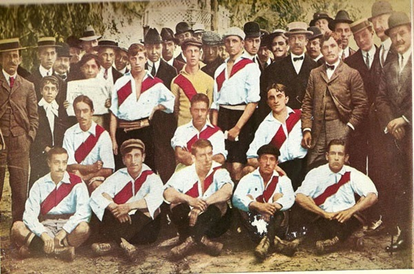 River Plate Football Team