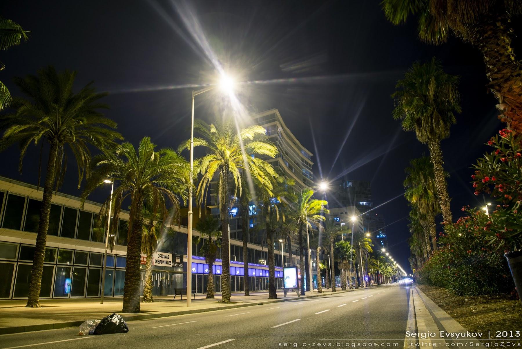 Улица Garcia Fària в Барселоне