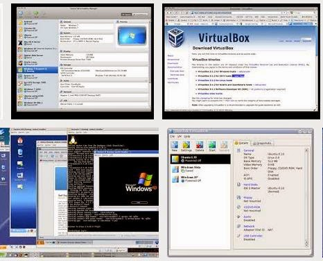 virtualbox aplikasi android untuk PC windows 7, 8 dan Mac