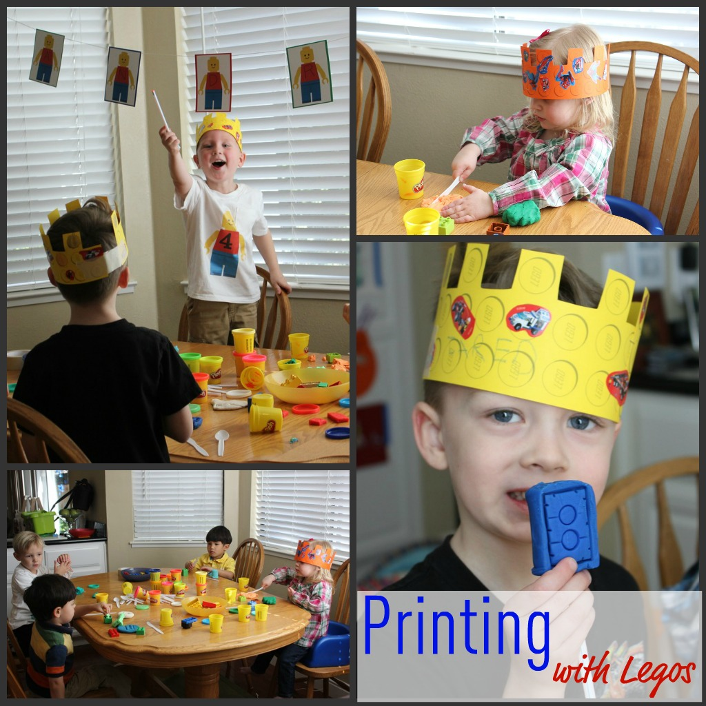 The K&K Report: Andrew's Lego Birthday Party