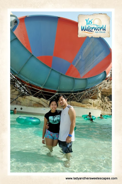 Dawwama in Yas Waterworld