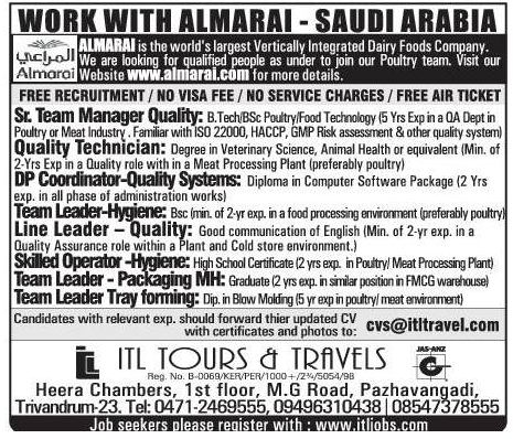 ENRI Times   Assignment Abroad Times - Gulf Career Group