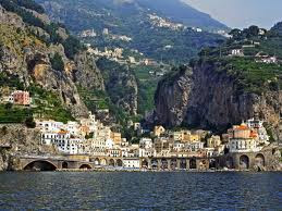 Amalfi Coast Best Hotels Visit Itly 2012  sea view