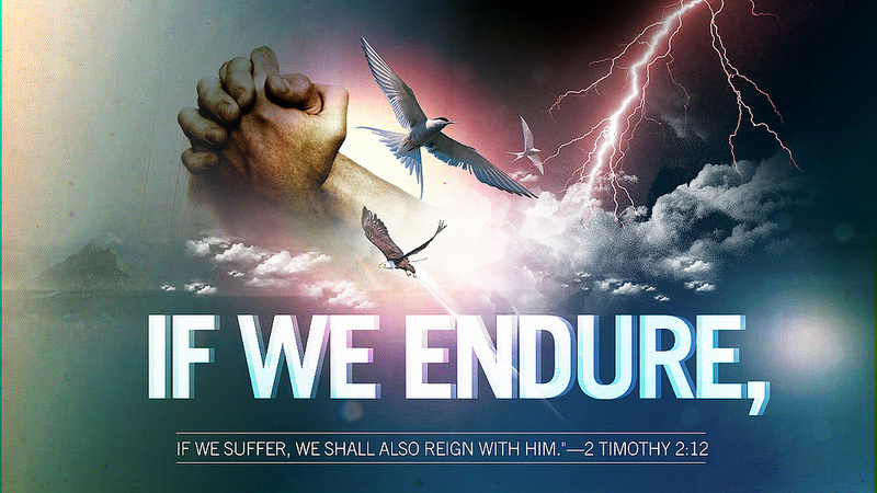 Endure suffering and remain faithful to the Lord