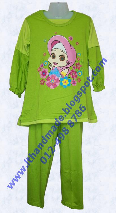 410 x 750 · 265 kB · jpeg, Dress Muslimah Terkini Kanak Kanak 2014