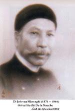 Vua Hàm Nghi (1884 - 1885) Huý: Nguyễn Phúc Ưng Lịch