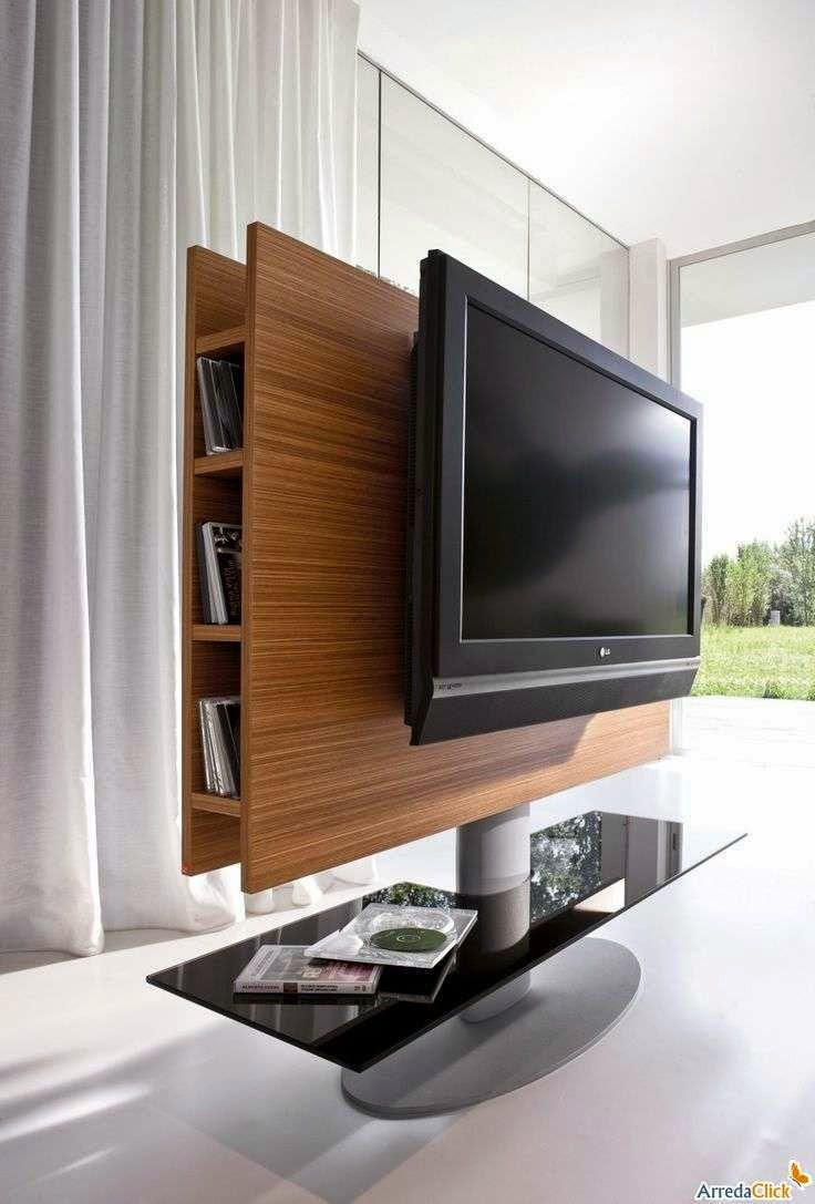 Bedroom tv stand ideas bedroom design ideas for Table tv design