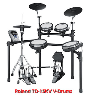 Roland Drum Set - V-Tour Series TD-15KV V-Drums