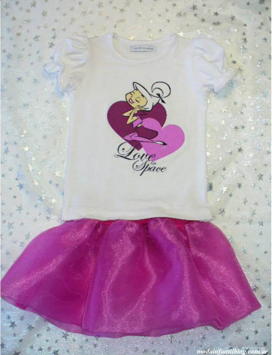 moda infantil mundo pequeñez verano 2014